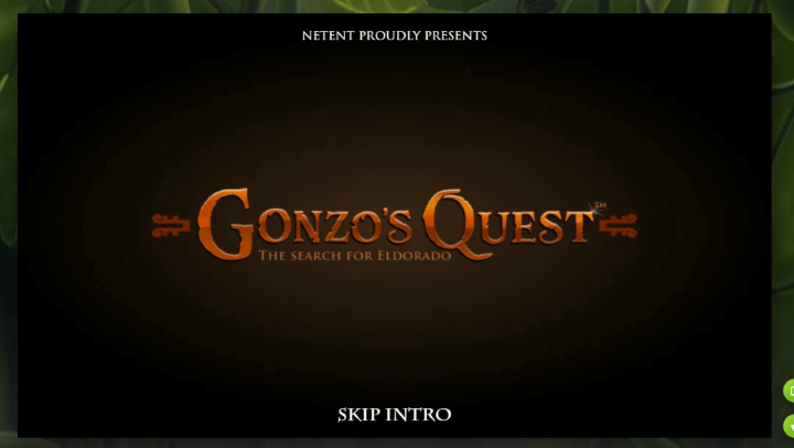 Gonzo´s Quest Trama