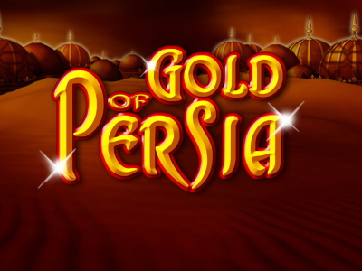 Gold of Persia de Merkur