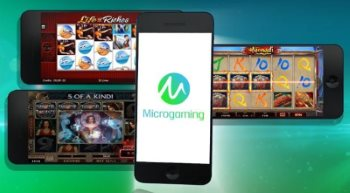 Mobile Software de Microgaming