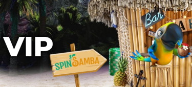Club Vip - SpinSamba casino